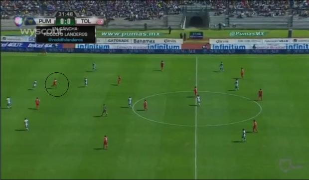 Uribe - Posicionamento 3-5-2