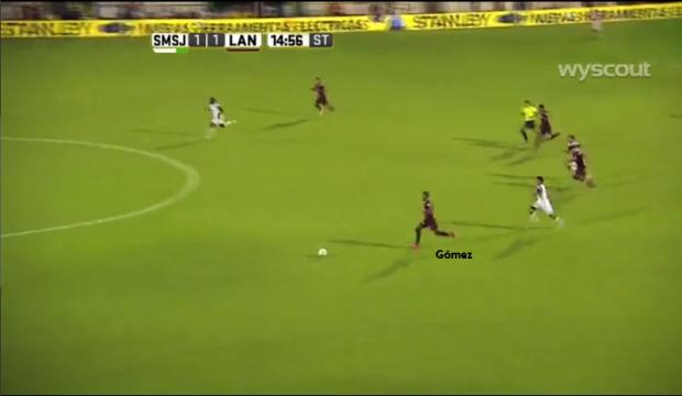 Gómez - Transição Ofensiva
