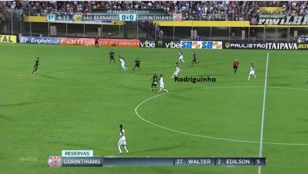 Rodriguinho - Ofensiva