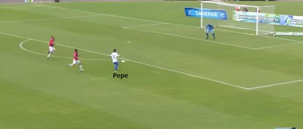 Pepe - Região Finalização