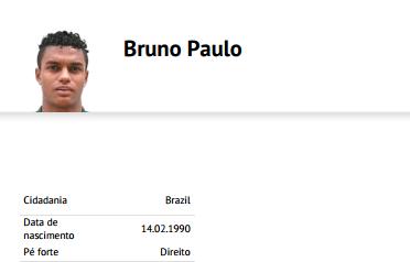 Bruno Paulo - Foto