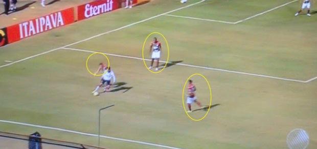 Portuguesa 0 x 0 Vitória Foto 2