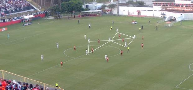 Vitória x Corinthians Foto 5