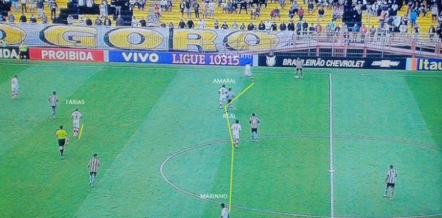 Foto 1 Botafogo 1 x 1 Vitória