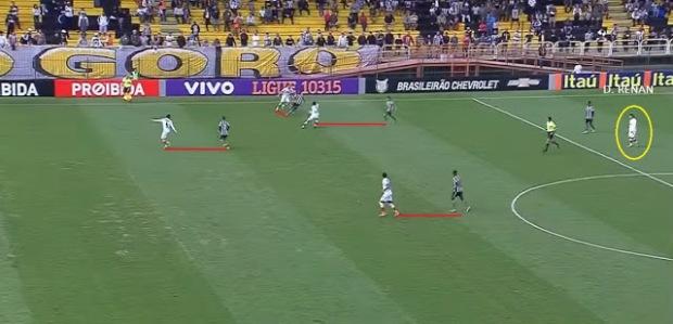 Foto 2 Botafogo 1 x 1 Vitória