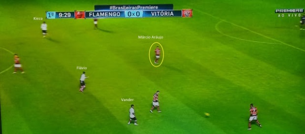 Foto 2 Flamengo x Vitória