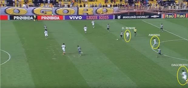 Foto 3 Botafogo 1 x 1 Vitória